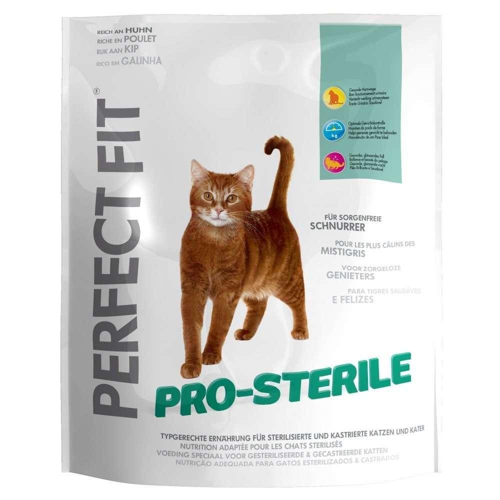 Perfect Fit Kissa Pro-Sterile Runsaasti Kanaa 750 g, 1.4 kg osta edullisesti