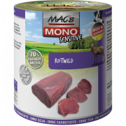 MAC'sDog Mono Sensitive - Red Deer canned 800 g