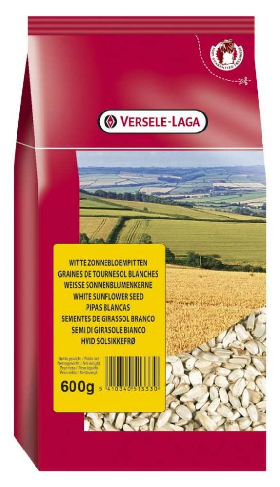 White sunflower seeds by Versele Laga 600 g buy online