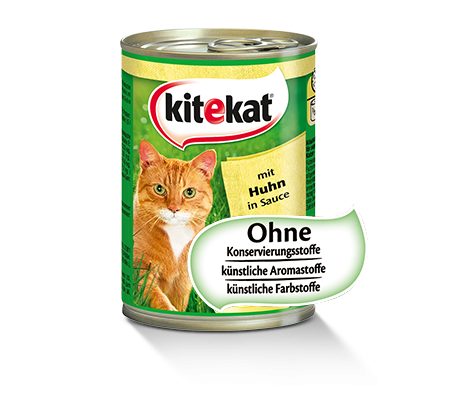Kitekat Pollo in Salsa 400 g test