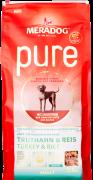 Meradog: Pure Truthahn & Reis 4kg günstig