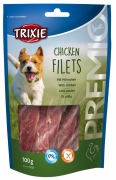 Trixie Premio Chicken Filets avec Poulet 100 g