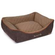 Thermal Box Bed Dunkelbraun