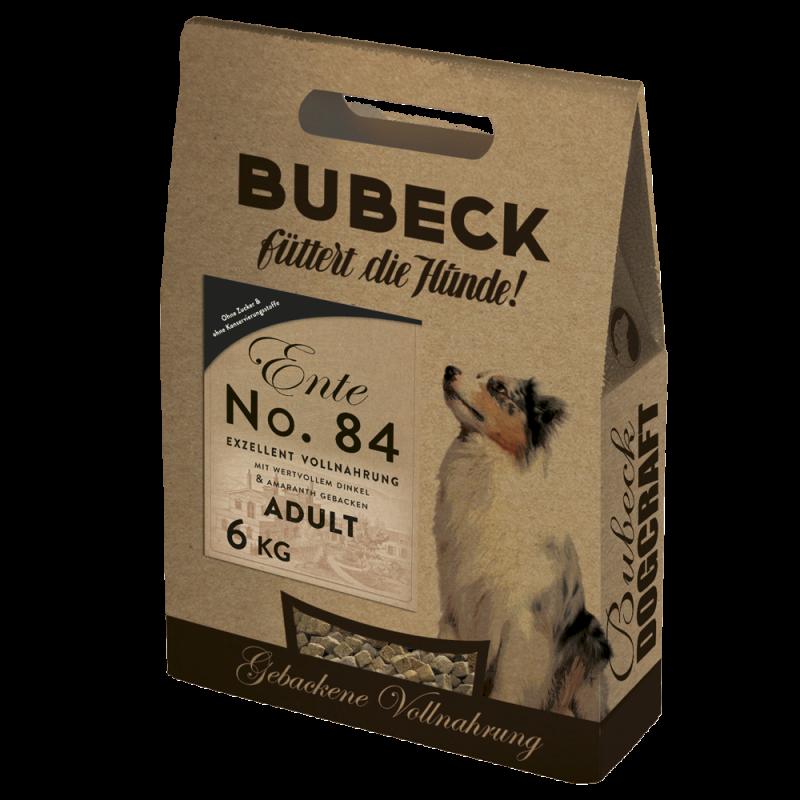 Bubeck No. 84 Entenfleisch 6 kg, 12.5 kg