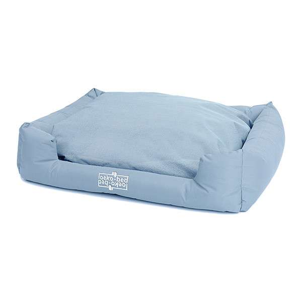 "Pakmas ""Oeko-Bed"" Double-Sided Dog Cushion in Plush 4251119801897 erfarenheter"