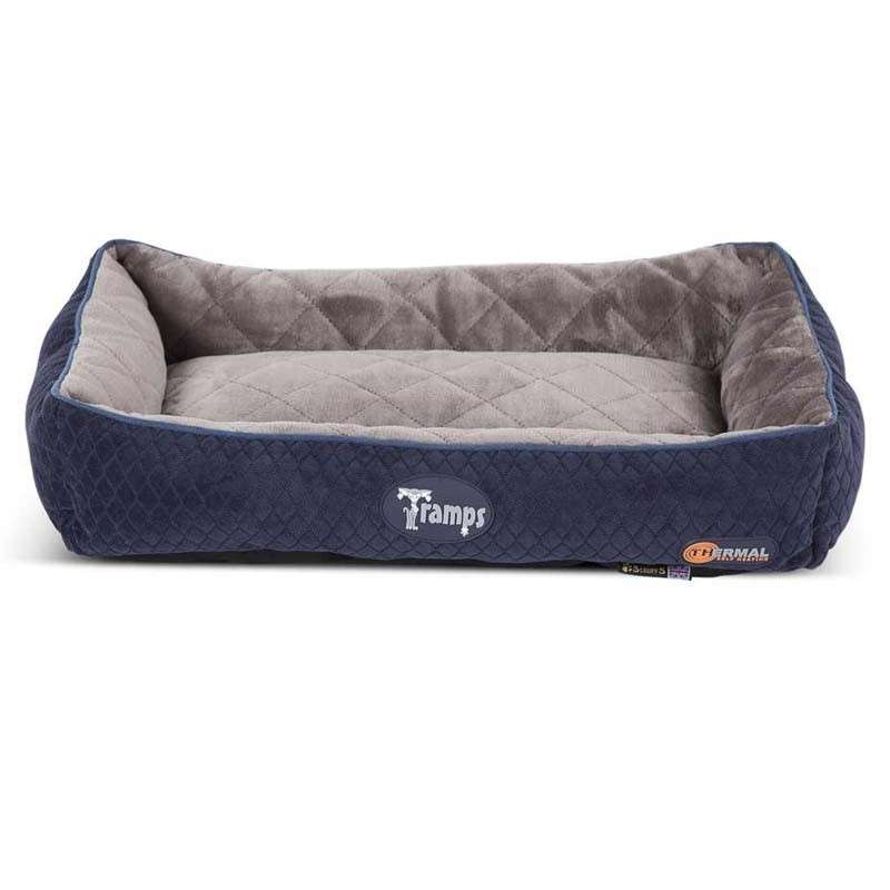 Scruffs Tramps Thermal Lounger  Azul Marinho