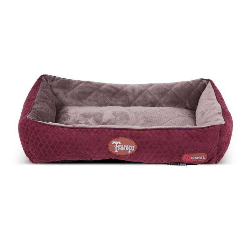 Scruffs Tramps Thermal Lounger  Bordô