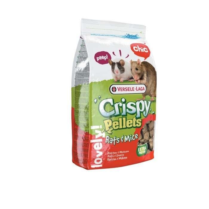 Versele Laga Crispy Pellets Rats & Mice 20 kg, 1 kg