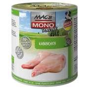 Mono Sensitive - Rabbit canned 800 g