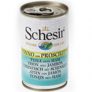 Schesir Tuna with Ham in cooking broth 140 g