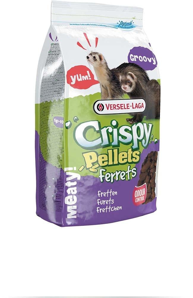 Versele Laga Crispy Pellets Ferrets 700 g  kjøp billig med rabatt