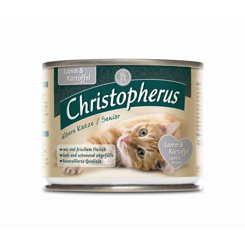 Christopherus Senior - Lamb & Potato Can 200 g, 400 g