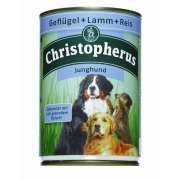 Junior – Poultry, Lamb & Rice Can Christopherus 400 g webbutik med attraktiva priser
