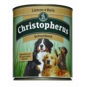 Erwachsener Hund Schonkost – Lamm & Reis Dose 800 g