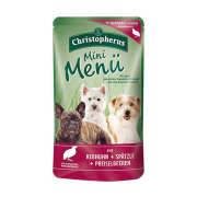 Mini Menu – Partridge, Spaetzle & Cranberry Pouch 125 g