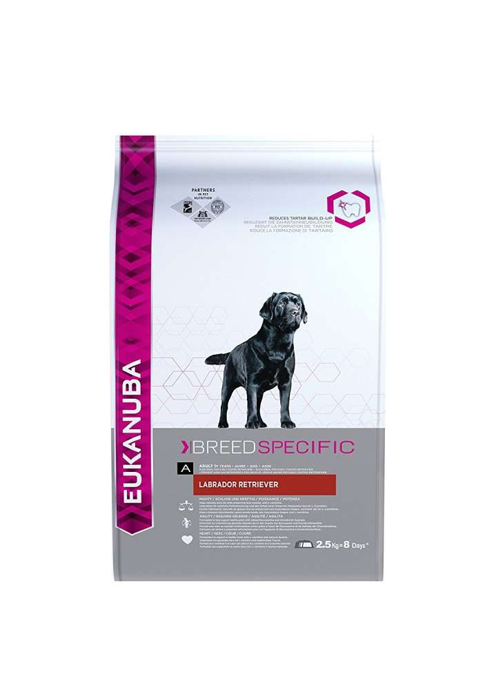 Eukanuba Breed Specific Labrador Retriever, Kip 12 kg