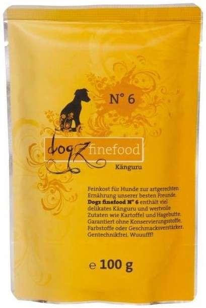 Dogz Finefood Multipack Beutel 12x100 g