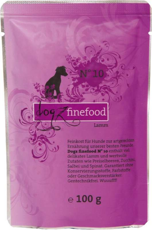 Dogz Finefood Multipack Bustine 12x100 g