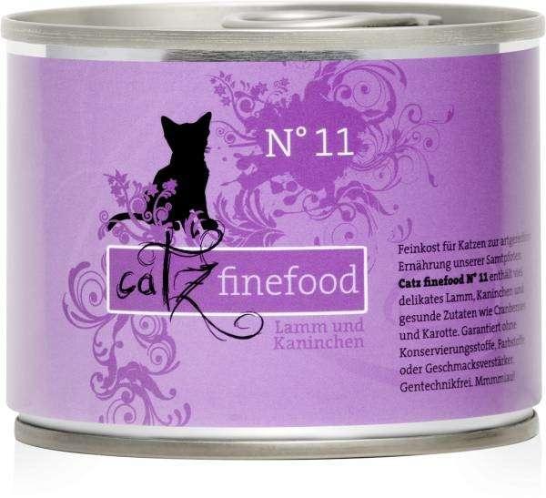 Catz Finefood No.11 Lam & Konijn 200 g
