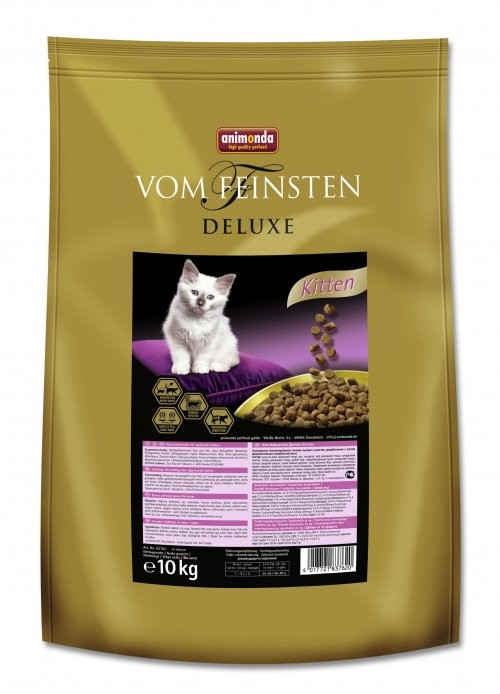 Animonda Vom Feinsten Deluxe Kitten 250 g, 10 kg, 1.75 kg buy online
