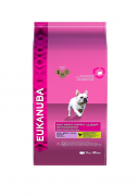 Eukanuba Adult Small Breed, Weight Control, Kip Art.-Nr.: 19795