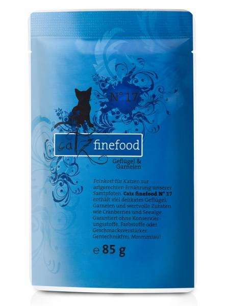 Catz Finefood Multipack Pouches No. 1 12x85 g 4260101761804