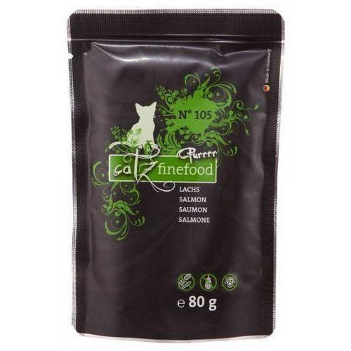 Catz Finefood Purrrr No. 105 Saumon 80 g