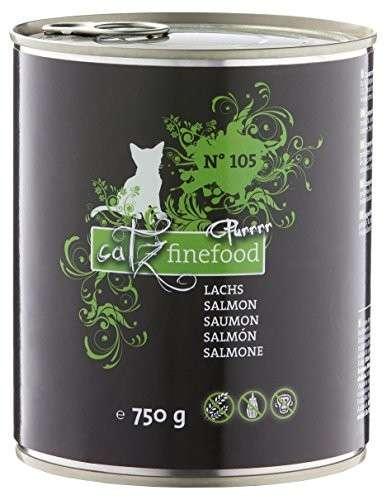 Catz Finefood Purrrr No. 105 Salmon 750 g