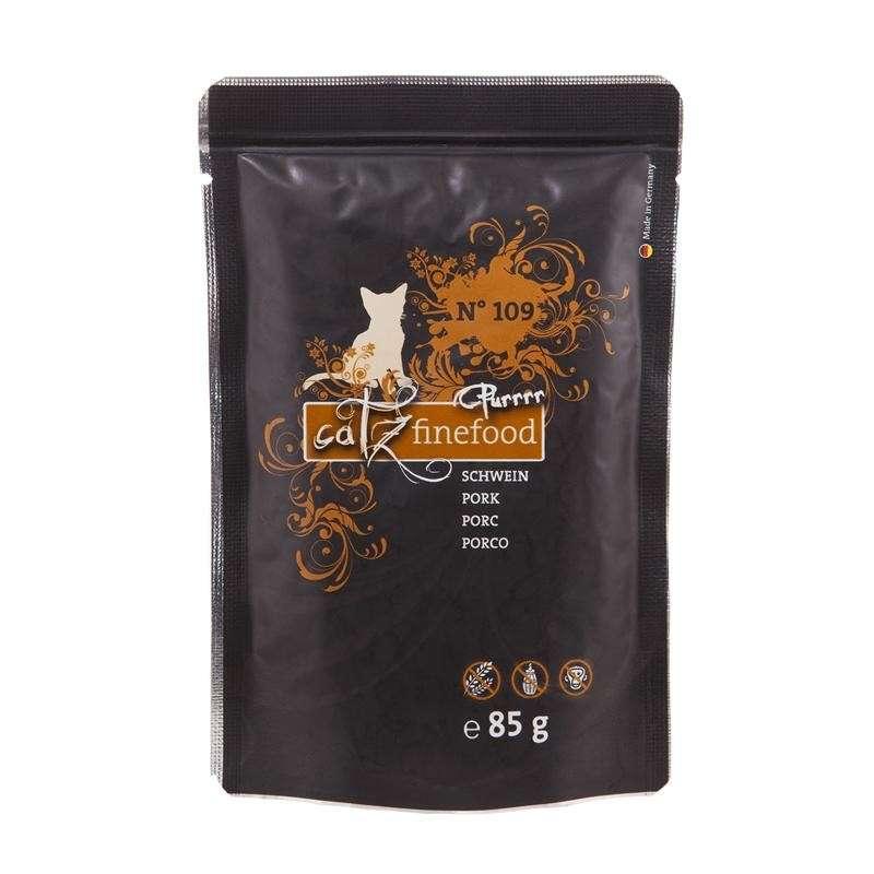 Catz Finefood Purrrr No. 109 Viande de Porc 85 g