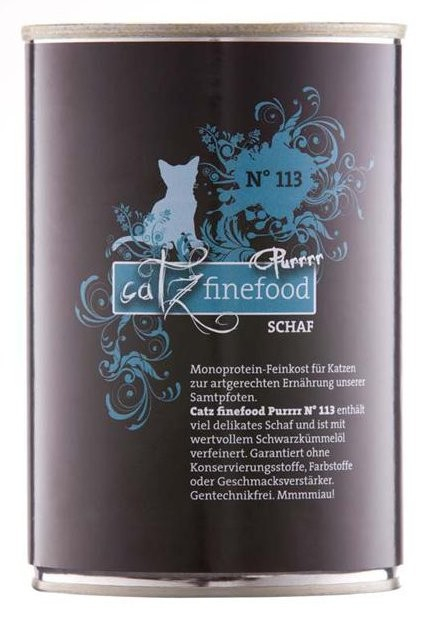 Purrrr No. 113 Mutton by Catz Finefood 200 g, 400 g, 800 g, 85 g, 190 g, 375 g, 750 g, 80 g buy online