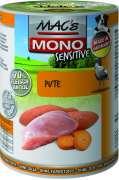 Dog Mono Sensitive - Turkey 400 g