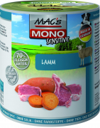 MAC's Dog Mono Sensitive - Lamb canned 800 g köp billigt till din hund på nätet