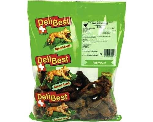 DeliBest Cous de Poulet Premium 250 g