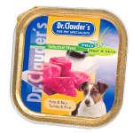 Dr.Clauder's Schale Selected Meat - Pute & Reis 100 g