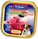 Dr.Clauder's Schale Selected Meat - PreBiotics - Ente 100 g