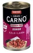 Animonda GranCarno Senior, Kalv & lam - Smag 400 g