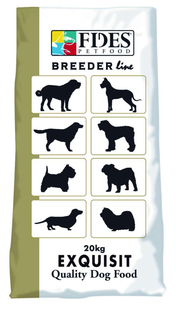 Fides Breeder line Exquisite - pour Chien Adult 20 kg