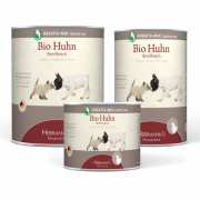 Herrmann's  Pure meat Bio Chicken  12x200g  huippulaatua