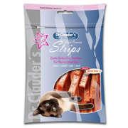DR.Clauder Katzen Snack Strips - Entenfilet Streifen 50 g