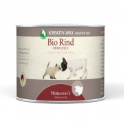 Creative-Mix Organic Beef Pure Meat, canned 200 g