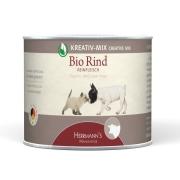 Creative-Mix Viande pure de Bœuf Bio en boîte 200 g