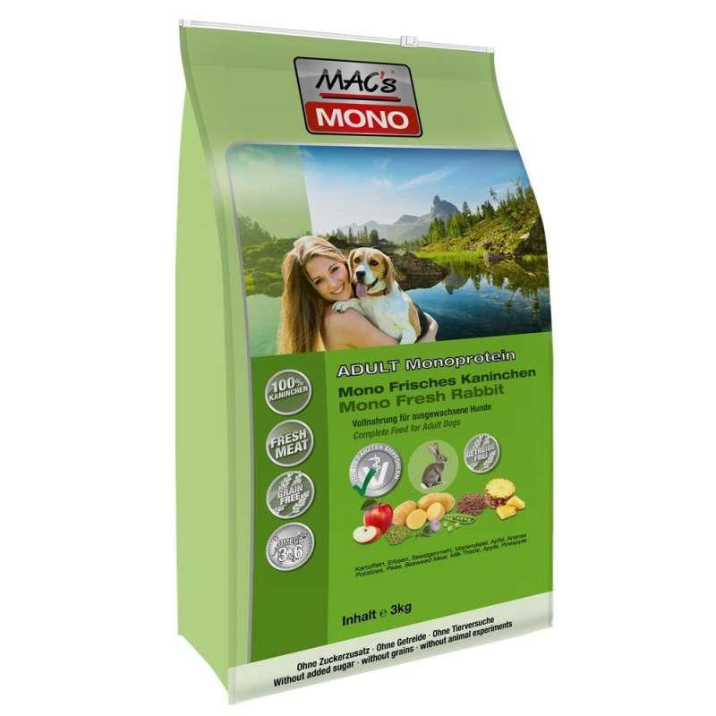 MAC's Mono Konijn & Aardappel 3 kg