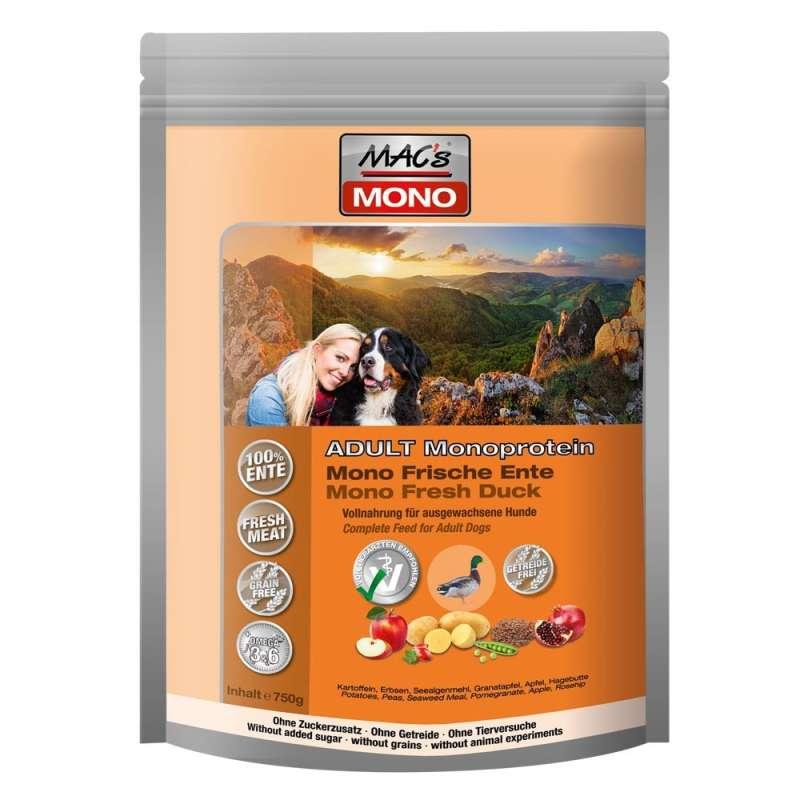 DOG Mono Eend & Aardappel 750 g