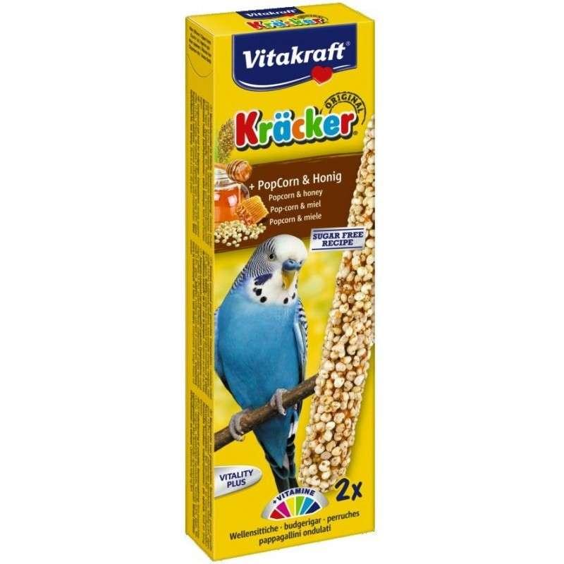 Vitakraft Kraker popcorn met honing 45 g