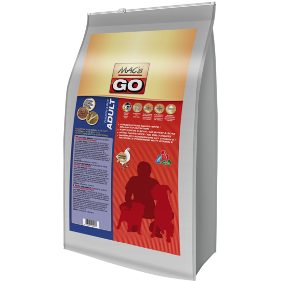 MAC's Go - Adult Chicken & Rice 3 kg