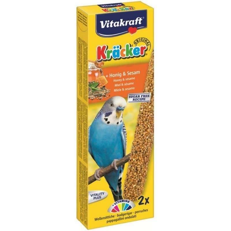 Vitakraft Crackers with Honey & Sesame for budgies 60 g köp billiga på nätet