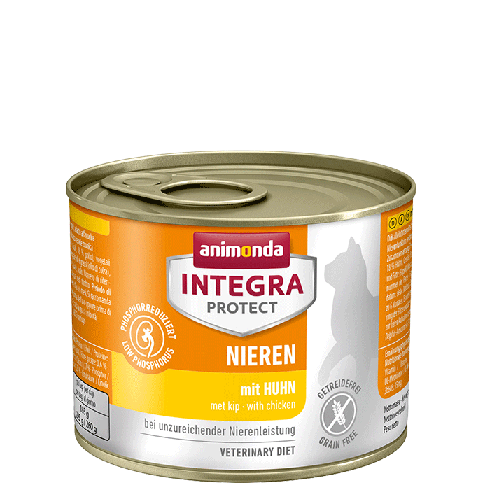 Animonda Integra Protect Nieren Adult mit Huhn 200 g