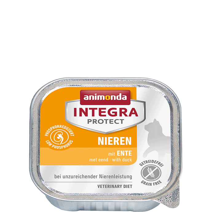 Animonda Integra Protect Nieren Adult mit Ente 100 g 4017721868044