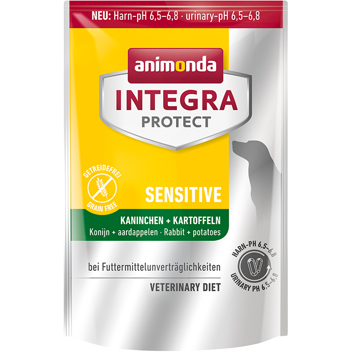 Animonda Integra Protect Sensitive Adult con Conejo y Patatas 700 g 4017721864282 opiniones