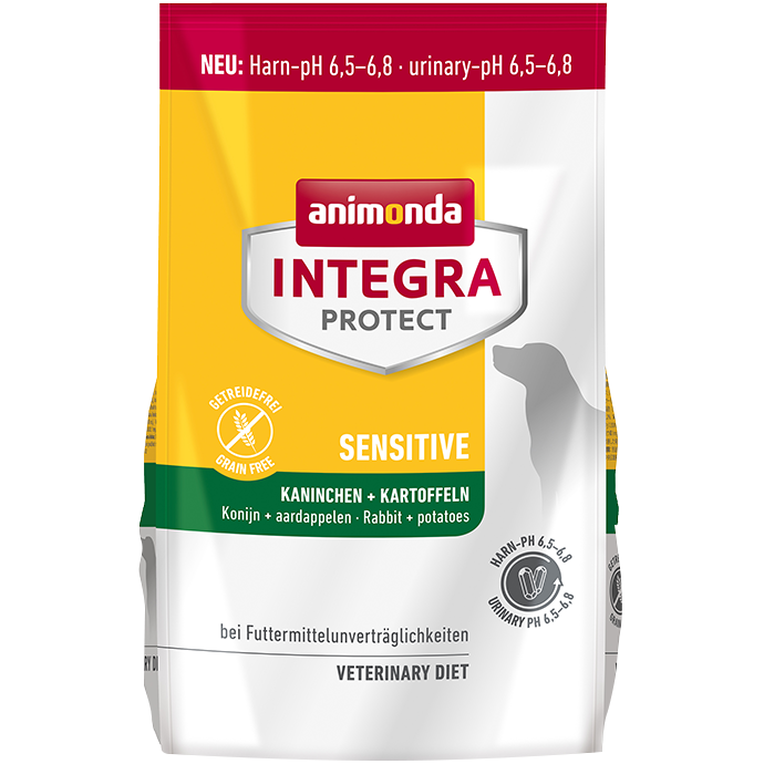 Animonda Integra Protect Sensitive Adult con Conejo y Patatas 700 g, 4 kg, 10 kg